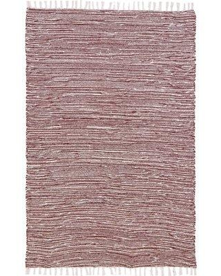 Bungalow Rose Bruges Brown/White Area Rug W000434588 Rug Size: Rectangle 3' x 5'