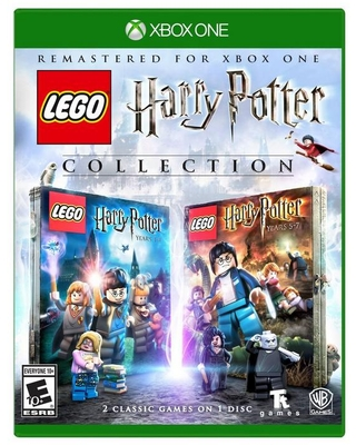 LEGO Harry Potter Collection Pre-owned Xbox One Games Warner Bros. Interactive Entertainment GameStop