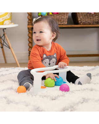 RollAgain Sorter - Baby Toys & Gifts for Ages 1 to 4 - Fat Brain Toys