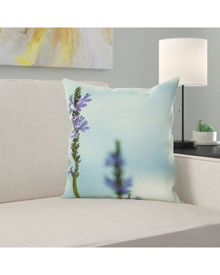 East Urban Home Water Throw Pillow W000994485