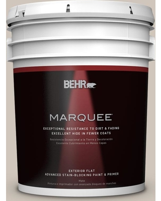 Amazing Savings On Behr Marquee 5 Gal N210 2 Cappuccino Froth Flat