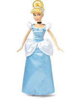 Disney Collection Cinderella Classic Doll, One Size , Multi