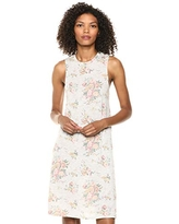 Alternative Women's a-line Jersey Printed Tank Dress, eco Light Grey Country Floral, X-Large