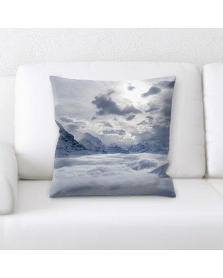 East Urban Home Grindelwald Throw Pillow W000966804
