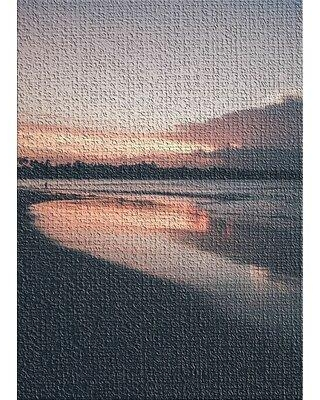 East Urban Home Portrait Style Photography 472 Black Area Rug X112984532 Rug Size: Rectangle 3' x 5'