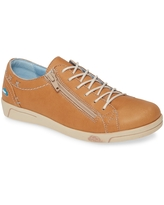 CLOUD Aika Sneaker, Size 5Us in Tan Leather at Nordstrom