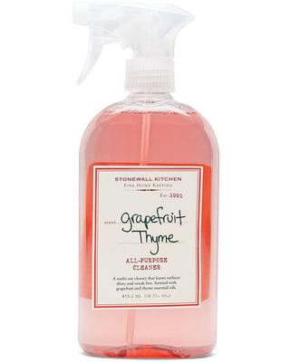 Stonewall Kitchen Grapefruit Thyme All-Purpose Cleaner