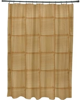 Wrought Studio Urijah Geometric Print Shower Curtain VRKG4511 Color: Yellow