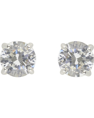 ee46f6068dd0 Don't Miss This Deal: Women's Sterling Silver Stud Earrings - Silver ...