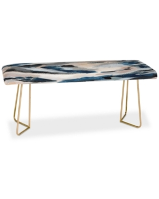 Check Out These Bargains On Deny Designs Laura Fedorowicz Parchment Abstract One Bench