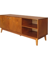 Amherst Mid Century Modern TV Stand - Brown - Project 62