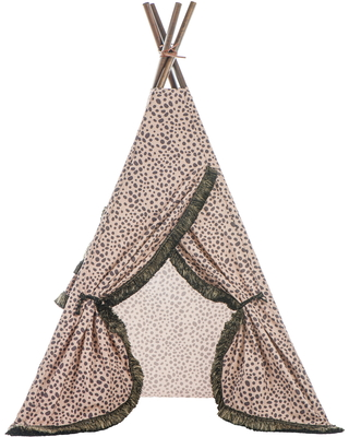 Infant Dockatot Tent Of Dreams Print Play Tent, Size One Size - Ivory