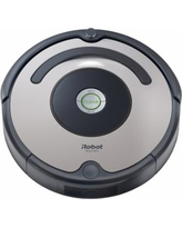 iRobot Roomba 677 Wi-Fi Connected Robot Vacuum, Multicolor - R677020