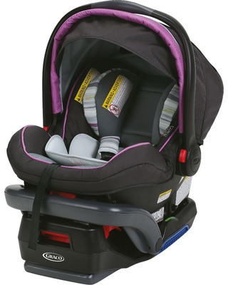 Graco Snugride 35 Elite With Safety Surround Infant Car Seat Lansing