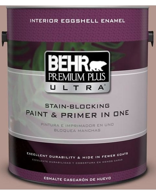 BEHR ULTRA 1 gal. #N160-4 Sonora Rose Eggshell Enamel Interior Paint and Primer in One