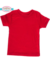Red Infant T-Shirt - 18-24 Months