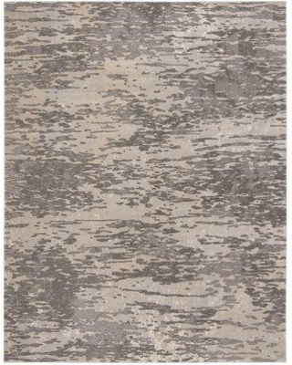 Williston Forge Edvin Gray Area Rug WLFR4888 Rug Size: Rectangle 8' x 10'