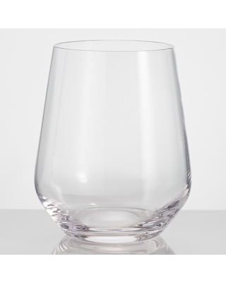 Vintner Stemless Wine Glasses Set of 6 by World Market