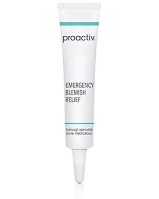 Proactiv Emergency Blemish Relief - Benzoyl Peroxide Gel - Acne Spot Treatment for Face and Body, .33 Oz