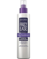 John Frieda Frizz Ease Daily Nourishment Leave-in Conditioning Spray - 8oz