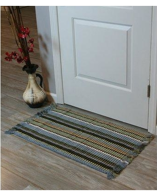 Ess Ess Exports Silk Ribbed Hand-Woven Spa Area Rugs 105