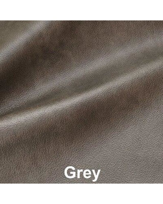 17 Stories Lexus 3 Piece Leather Sleeper Living Room Set W001612401 Upholstery Color: Gray