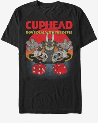 Cuphead Don't Deal Snake Eyes T-Shirt