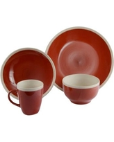 ColorUs China Alecto 16 Piece Dinnerware Set Service for 4 312071  sc 1 st  Better Homes and Gardens & SURPRISE! Deals for Colorful dinnerware sets