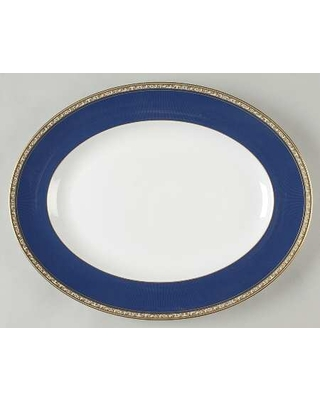 """Wedgwood Rococo 14"""" Oval Serving Platter"""