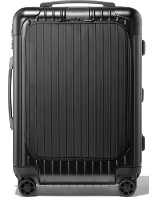 Rimowa Essential Sleeve Cabin 22-Inch Wheeled Carry-On - Black
