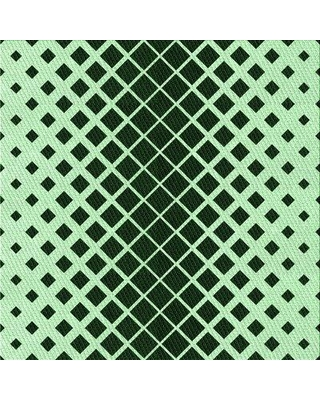 East Urban Home Sherell Geometric Wool Green Area Rug W002551141 Rug Size: Square 3'