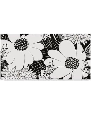 Hot Deals 64 Off Ebern Designs Feeling Groovy Black And White
