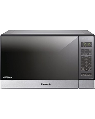 Panasonic Microwave Oven Nn Sn686s Stainless Steel Countertop Built In With Inverter Technology