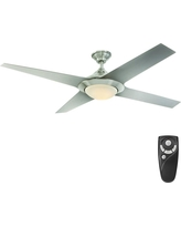 Don T Miss Deals On Home Decorators Collection Tidal Breeze 60 In Led Indoor Distressed Koa Ceiling Fan With Light Kit And Remote Control