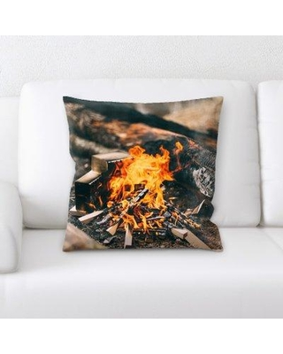 Rug Tycoon Portrait Style Photography Throw Pillow PW-PortraitStylePhoto-153