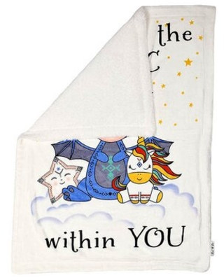 Magic with You Baby Blanket Lil Be