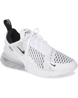 Nike Women's Nike Air Max 270 Sneaker, Size 6.5 M - White from NORDSTROM    Real Simple