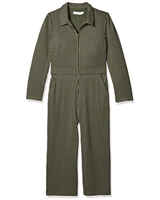 Ali & Jay Women's Picnic at The Bowl Jumpsuit, Army, M