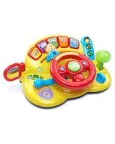 VTech, Turn and Learn Driver, Learning Toy, Car Toy, Role-Play Toy