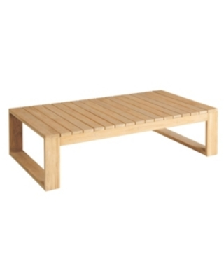 On Sale Now 59 Off Willison Teak Cocktail Table Created For Macy S