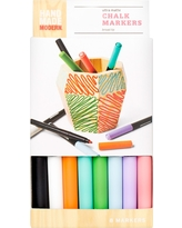 Hand Made Modern - Chalk Markers - 8ct, Multi-Colored