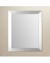 Wade Logan Northend Wall Mirror WADL2700 Beveled Glass: Yes