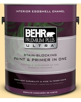 Discover Deals On Behr Ultra 5 Gal P270 5 Fuzzy Duckling Extra Durable Eggshell Enamel Interior Paint Primer