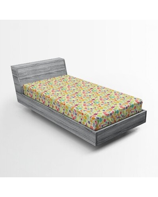 Vegetables Fitted Sheet East Urban Home Size: Twin XL