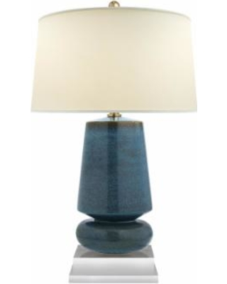 Visual Comfort and Co. E. F. Chapman Parisienne 28 Inch Table Lamp - CHA 8668OSB-PL