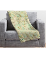 Deny Designs Pattern State Throw Blanket 15796-fle Size: Medium