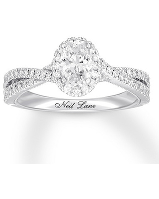 8ed90006a On NOW! 20% Off Neil Lane Premiere Diamond Engagement Ring 1-1/3 ct ...
