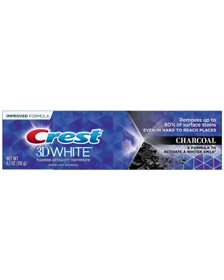 Spectacular Sales For Crest 3d White Charcoal Whitening Toothpaste