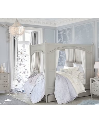 Check Out These Bargains on Blythe Carriage Bed with Curtains, Full ...