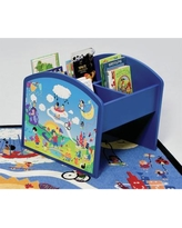 Playscapes Harmony Park Book Browser 25-KIN-HP Color: Blue